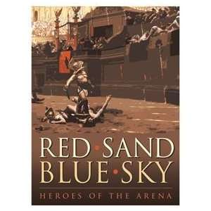 Red Sand Blue Sky   Heroes of the Arena Toys & Games