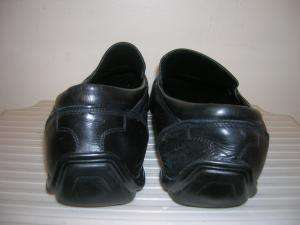 TARYN ROSE Black Leather Dress Shoes 10 W@W