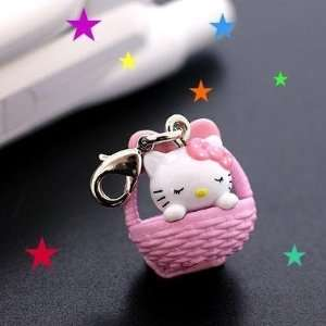 Sanrio Hello Kitty With Stork A Happy Bird in the Cage