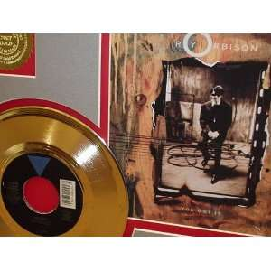 ROY ORBISON GOLD RECORD LIMITED EDITION DISPLAY