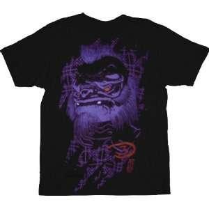 Mighty Fine Halo 3 Tartarus Brutes Black T Shirt Tee