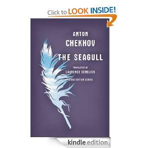 The Seagull (Stage Edition Series) Anton Chekhov, Laurence Senelick