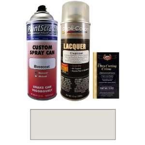 12.5 Oz. Alloy Silver Metallic Spray Can Paint Kit for 2007 Mitsubishi