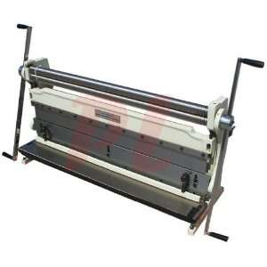 30 X 20 Gauge Sheet Shear Slip Roll Bender **$8.00 FLAT SHIPPING RATE