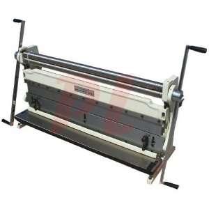 30 X 20 Gauge Sheet Shear Slip Roll Bender **$8.00 FLAT SHIPPING RATE