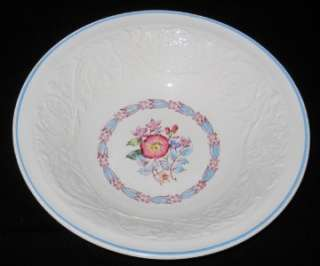 Wedgwood MORNING GLORY Patrician Berry/Fruit Bowl TL381