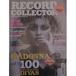 Collector Magazine, Issue 319, January 2006 (Madonna cover) Books