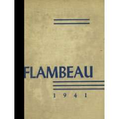 1941 Yearbook Staff of Marquette University High School Books