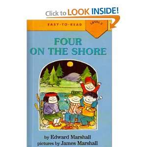 on the Shore (9781435209947) Edward Marshall, James Marshall Books