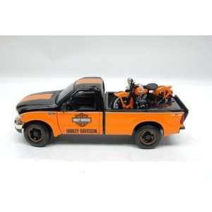 1999 Ford F350 Harley Davidson Truck 1/27 & 1936