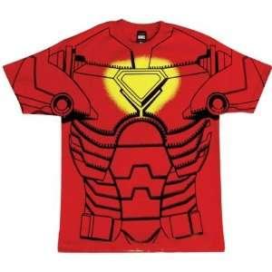 Iron Man Costume Marvel Comics Tee