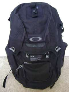 PANEL PACK 15 Laptop Backpack Black Bag THE BOOK OF ELI MOVIE