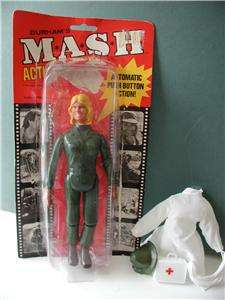 MASH NURSE HOTLIPS ORIGINAL 9 DOLL ACTION FIGURE LORETTA SWIT