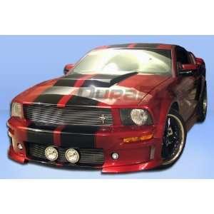 2005 2009 Ford Mustang Duraflex CVX Kit   Includes CVX Front Bumper