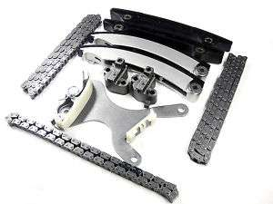 02 07 3.7L SOHC V6 VIN# K DODGE JEEP TIMING CHAIN KIT