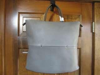 Brunello Cucinelli handbag shopper tote taupe leather stingray handles