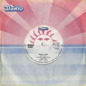 Wild Love Mungo Jerry Music