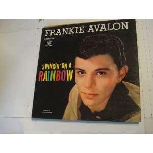 swingin on a rainbow LP FRANKIE AVALON Music