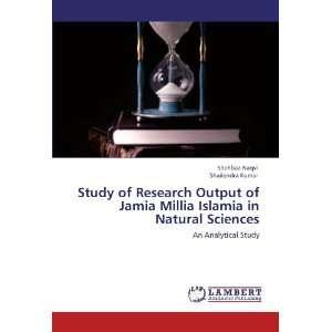 Study (9783846537480): Shehbaz Naqvi, Shailendra Kumar: Books