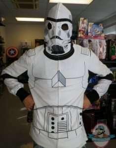 Star Wars Storm Trooper Hoodie S M L XL XXL COSPLAY New