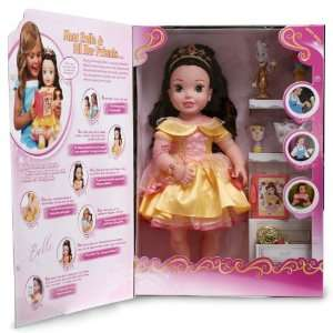 Disney Princess 20 Singing and Storytelling Belle Doll Toys & Games