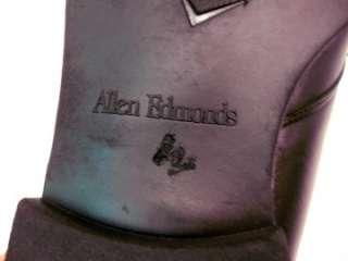 Allen Edmonds CALHOUN Black Leather Dress Chukka Boots 10.5 EEE 3E