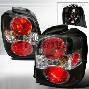 Toyota Highlander 2004 2005 2006 2007 Altezza Tail Lights