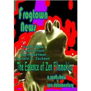 Frogtown News Scott Shaw, Donald G. Jackson, Julie Strain