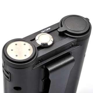 External Flash Power Battery for Canon 580EX2 Nikon SB900 2000mAh