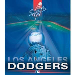Turner Los Angeles Dodgers 3 Ring Binder, 1 Inch (8180049