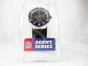 NFL NEW ORLEANS SAINTS NFL Agent Series Wrist Watch