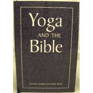Yoga and the Bible (9788182560437): Joseph Leeming: Books