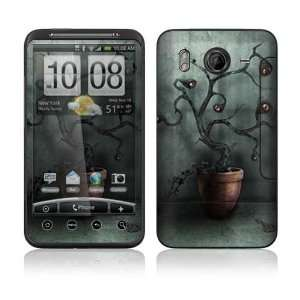 Alive Decorative Skin Cover Decal Sticker for HTC Desire HD Cell