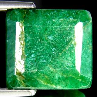 94 Ct Stunning Hot Flashing Colombian Green Emerald