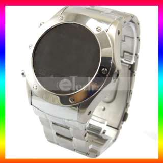 W968 Wrist Watch Cell Phone Mobile  Mp4 Bluetooth