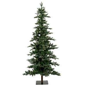 7 x 44 Shawnee Fir Christmas Tree 350 Clear Lights 948T