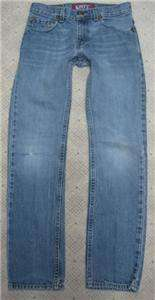 Gigantic Levis Levis 511 Skinny Jeans Lot Size 12 Black Gray Blue