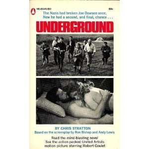 Underground: Chris Stratton: Books
