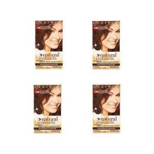 Clairol Natural Instincts Hair Color, 13A Gingerbread, Light Bronze