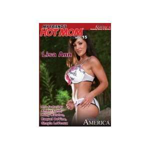 My Friends Hot Mom 15 DVD (starring Lisa Ann) Everything