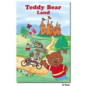 Personalized Childrens Book   Teddy Bear Toys & Games