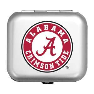 Alabama Crimson Tide Pill Box Officially Licensed NCAA 2.5