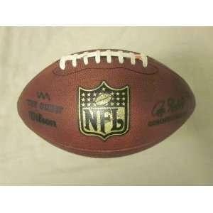 Game Used Football New York Giants @ Tampa Bay Bucs   NFL Footballs