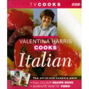 TV Cooks Book & Video Pack) (9780563383673) Valentina Harris Books