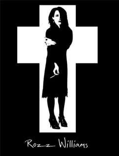 SHIRT GOTHIC PUNK CHRISTIAN DEATH SHADOW PROJECT S M L XL