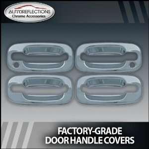 2002 2006 Cadillac Escalade & ESV & EST Chrome Door Handle