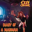 OZZY OSBOURNE Diary Madman LP RUDY SARZO SIGNED