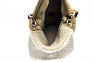 Strap Shoulder Bag Beige Brunello Cucinelli MBPMSD409 Montone