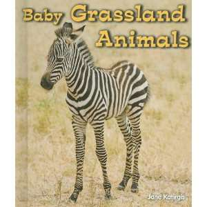 Baby Grassland Animals (All about Baby Animals