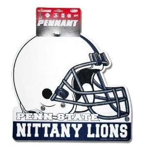 Penn State  Penn State Die Cut Helmet Pennant Sports